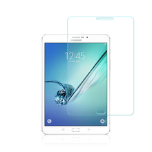 9H Tempered Glass Screen Protector Film for Samsung Galaxy Tab S2 8.0 T710 T713 T715 T719 T719C + Alcohol Cloth + Dust Absorber