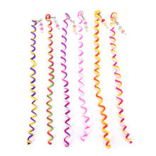 6pcs/lot Hot Elegant Women Girls Hair Clip Twist Barrette Spiral Spin Screw Bobby Pin Black Hair Accessories