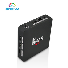 KM8 PRO Android 6.0 Marshmallow TV BOX Amlogic S912 Octa Core 2GB 16GB 17.0 Bluetooth 2.4G/5GHz Dual WIFI LAN Media Player