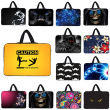 "Caution Yellow Tablet 10.1 Notebook Soft Liner Sleeve Case Bag For Acer Switch 10 HP Pavilion X2 10 10.1"" Mini PC Netbook Cover"