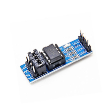 1PCS AT24C256 Serial EEPROM I2C Interface EEPROM Data Storage Module For Arduino