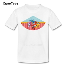 Superwings T Shirt Baby Pure Cotton Short Sleeve O Neck Kid Tshirt children's Clothes 2017 Discount T-shirt For Boy Girl Toddler