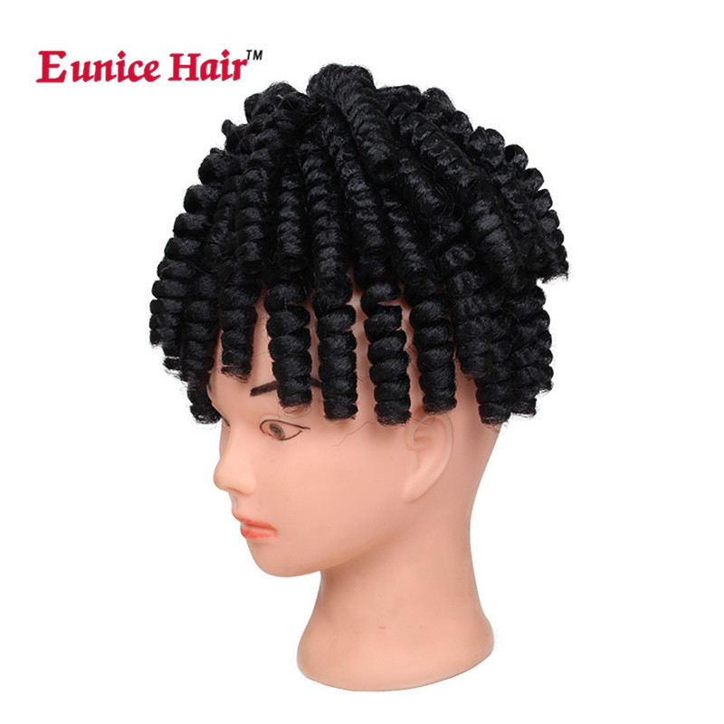 synthetic braiding hair extension