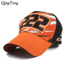 Tony Cairoli 222 KTM Hat Cap Moto Gp Motorcycle Baseball Caps Orange Black Racing Gorras Snapback Men Women Outdoor Sport Bones