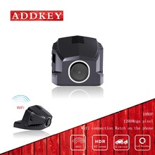 ADDKEY dvr car dvr camera Novatek 96655 car dvr Full HD 1080P car dvrs Sony IMX322 WiFi APP night vision 170 degree dash cam