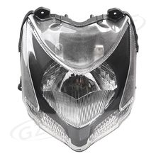 Front Headlight Headlight for DUCATI 848 streetfighter 2009 2010 2011 2012, Motorcycle Head Light Lamp Assembly High Qulity