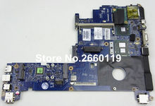 laptop motherboard for HP 2540P 598762-001 system mainboard fully tested and working well with cheap shipping