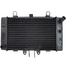 For Honda CB-1 CB400 1989 1990 1991 1992 CB 400 89 90 91 92 Motorcycle Aluminium Cooling Cooler Radiator Replacement Moto Racing(China)