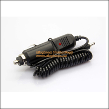 DC 3.5mm Car Charger Adapter Power Supply Cord for Cobra Radar Detector for camera charger