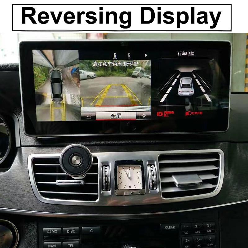Liislee Car Multimedia Player NAVI For Mercedes Benz MB E Class W212 S212 C207 A207 2009~2017 Car Radio Stereo GPS Navigation (10)