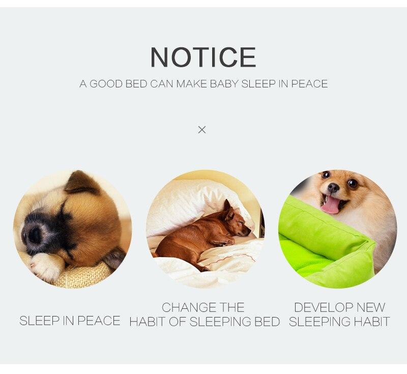 4 pet bed