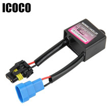 Buy ICOCO Xenon HID Kit Error Warning Canceller H1 H2 H3 H4 H7 H8 H9 880 881 889 9004 9005 9006 9007 Capacitors Computer Decoder for $2.81 in AliExpress store