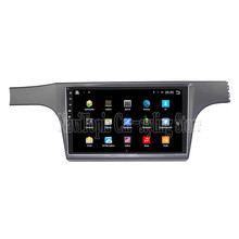 NaviTopia Brand New 10.1inch Quad Core Android 6.0 Car PC For Volkswagen Lavida(2013-2016) Car Audio Player With GPS Navigation(China)
