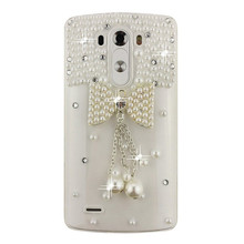 2017 new Fashion Rhinestone 3d bling case Cover for LG L70 L65//Magna/K8/G4 Beat G4s/G3S G3 Mini/K7/G5/Zone 3/G3/G6