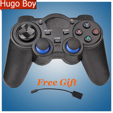 2.4G Wireless Android Gamepad Handle Game Joystick Controller for Tablet PC Android Smart Phone TV Box