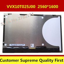 LCD ONLY 10.1 inch 2560X1600 2k 1440p HD screen display monitor IPS VVX10T025J00 DLP projector LCD ONLY 3d printer diy(China)