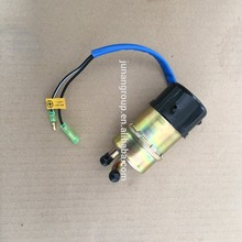 Electric Fuel Pump For UTV ATV Go Kart Buggy Dirt Bike Buyang Xinyang Fuxin Kinroad Gsmoon Dazon Carter Joyner Goka