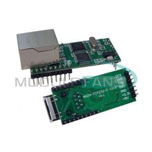 Ethernet to TTL RS232 Serial TTL to TCP / IP RJ45 Converter Trans Module