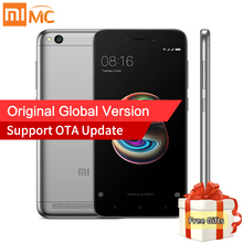 Global Version Xiaomi Redmi 5A 5 A 2GB RAM 16GB ROM Mobile Phones Snapdragon 425 Quad Core CPU 5.0 Inch HD Display 13.0MP Camera(China)