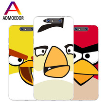 zte blade v8 Case,Silicon Popular Cartoon Painting Soft TPU Back Cover for zte blade v8 protect Bags shell(China)