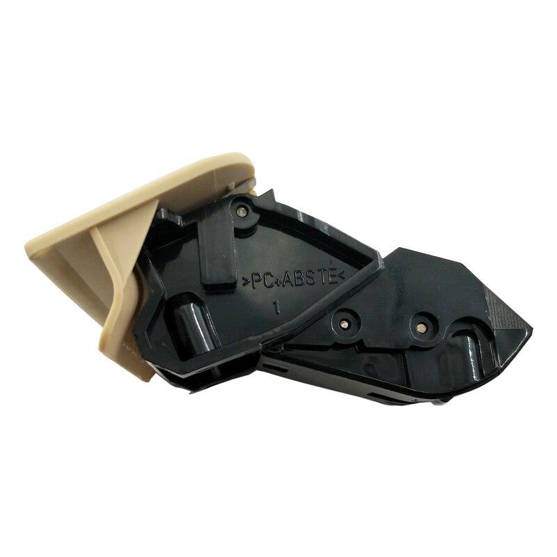 PT Auto Warehouse GM-2316E Glove Box Compartment Handle Beige//Tan
