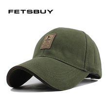 FETSBUY Baseball Cap Men And Women Wholesale Spring Cotton Cap Baseball Cap Snapback Hat Hip Hop Fitted Cap Grinding Multicolor(China)