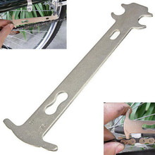 Portable Bike Chain Wear Indicator Gauge Checker Stretched Tool Cycling Bicycle #NE903(China)