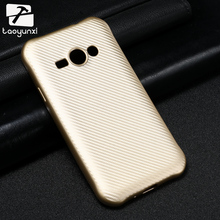 Mobile Phone Cases For Samsung Galaxy J1 Ace Cover J110M J110F J110G J110L J1 Ace Neo Case TPU Carbon Fiber Bags Skin Shell