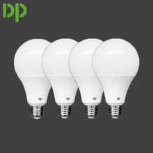 4 pcs/lot Duration Power 15W dining room fluorescent light bulbs 1300lm living room and bedroom replacement light globes(China)