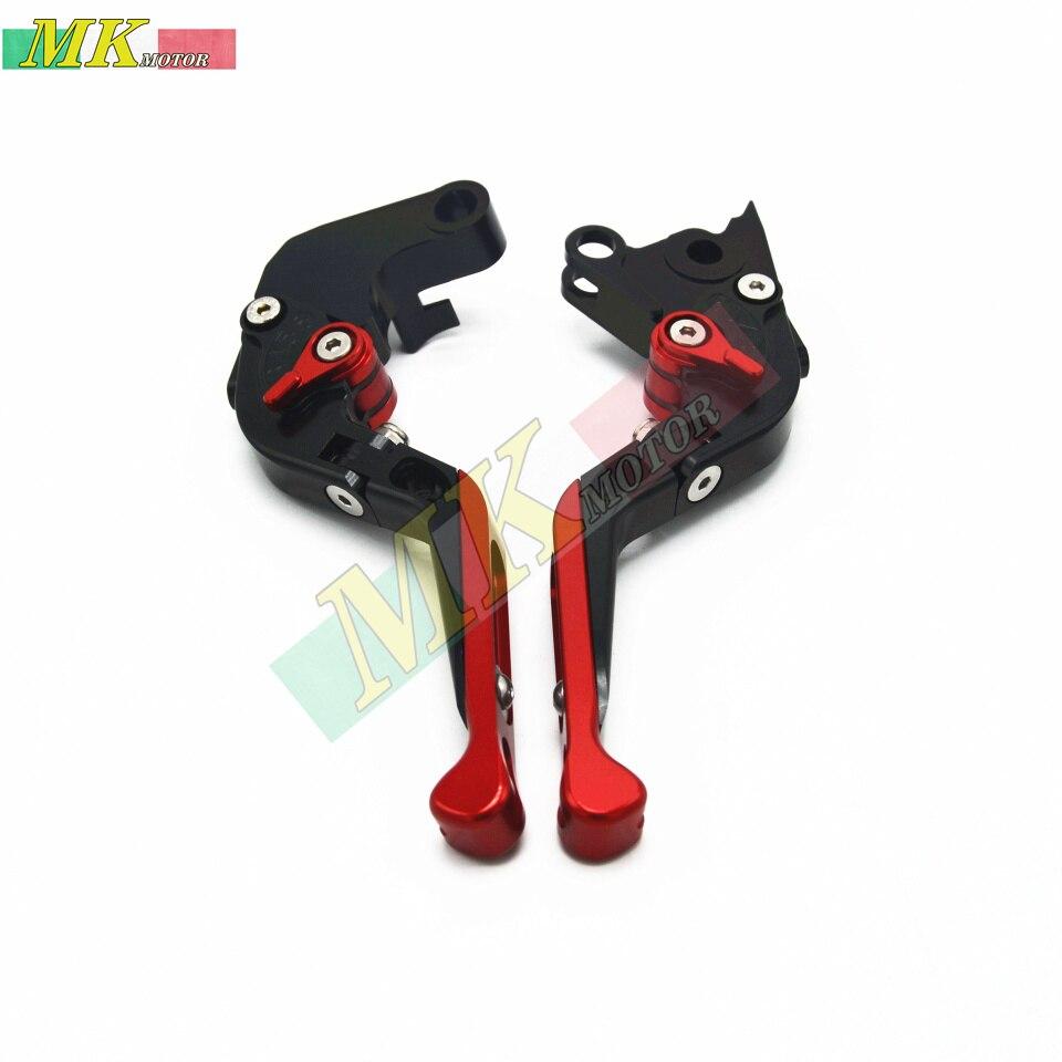 Adjustable CNC Folding &amp; Extending Brake Clutch Lever For BMW S1000RR HP4 S1000 RR 2009 2010 2011 2012 2013 2014 2015 2016 2017<br>