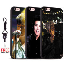 BigBang T.O.P Fashion Coque Tpu Soft Silicone Mobile Phone Case Cover bag For Apple iPhone 5 SE 5S 6 6S 6Plus 6SPlus 7 7s Plus 8