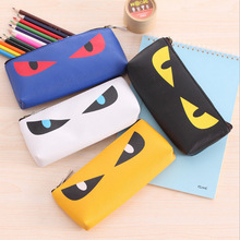 1PCS Sells cute cartoon cat adorable meow star people bag hot eye stationery bag