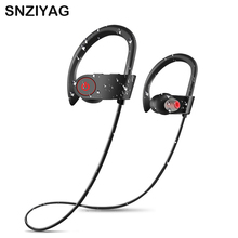 Buy SNZIYAG Q6 X-Buds Bluetooth Headphones IPX4 Waterproof Wireless Headphone Sport Bluetooth Earphone MIC Phone Xiaomi for $11.65 in AliExpress store