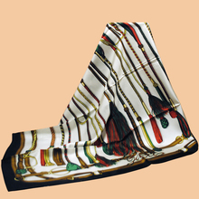"Huajun || New color brand scarf ""whip"" 90 silk square 100% silk twill silk scarves printed shawl"