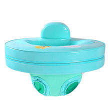 Kids' non-inflatable Seat swim ring More Safety Swimtrainer no need pump air free inflatable swim ring baby bath toy seat ring