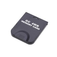SPMART 4 MB Memory Card for Nintendo Wii GameCube GC