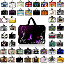 Fashion Laptop Bag 10 10.1 10.2 10.6 11.6 12 12.1 13 13.3 13.4 15 15.4 15.6 17 17.3 inch Netbook Sleeve Cases For Boy Girl's(China)