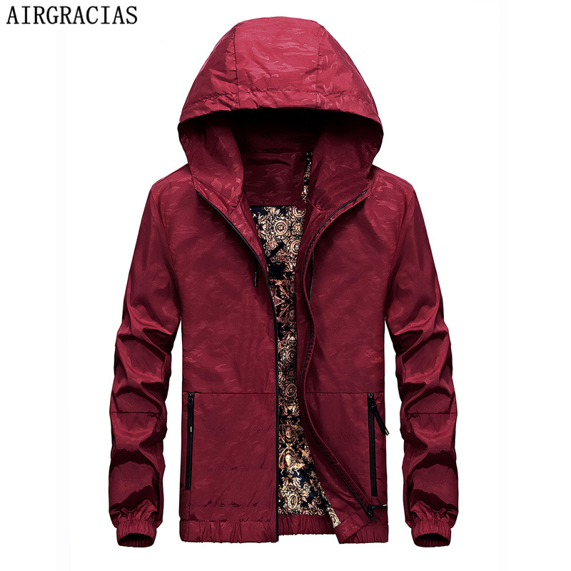 AIRGRACIAS New 100% Polyester Camouflage Outerwear...