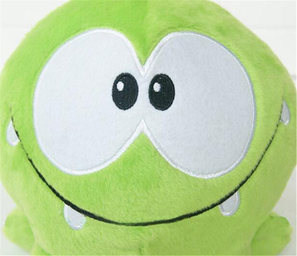 cut the rope frog plush toy5