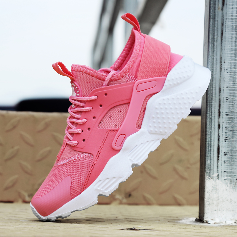 Summer Tenis Feminino Shoes Woman Sneakers Spor Chaussures Femme Zapatos De Mujer Women 2019 Nouveau Modis Casual Red Sneaker 100% Original Home