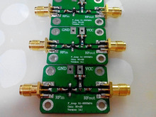 0.1MHZ to 2000MHz 2GHz Low Noise RF Broadband Sigal amplifier Module 30dB VHF LNA TV Antenna(China)