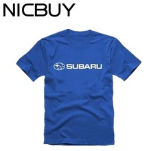 2017 summer men Element Mitsubishi Subaru shirt Kawasaki Motocross Factory Male and female Hip Hop Suzuki T-Shirt(China)