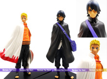 15.5cm 2pcs/lot Naruto/Uchiha Sasuke adult version action figure set kids toys for boys Japanese anime figure(China)