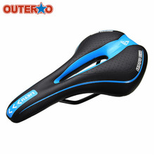 10Colors Super Soft Polyurethane MTB Mountain Bike Saddle Folding Bike Cycling Cushion for All kinds Bicycles Parts
