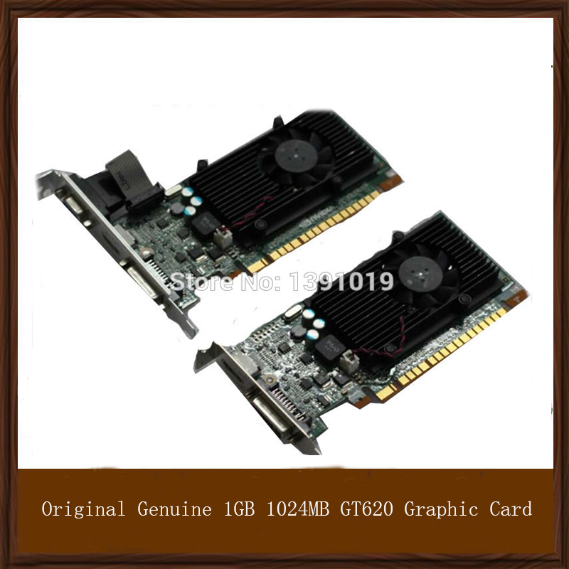 Original Genuine 1GB 1024MB GT620 Graphic Card For DELL NVIDIA GEFORCE Display Video Card GPU Replacement Tested Working<br><br>Aliexpress