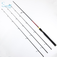 2.1M M/ML/L three tips spinning rod carbon Baitcasting casting Carbon Fishing Rod Power ultra light fishing rod