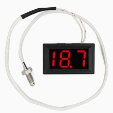 XH-B310 digital thermometer 12V temperature meter K-type thermocouple tester table -30 ~ 800C industrial 40% off(China)
