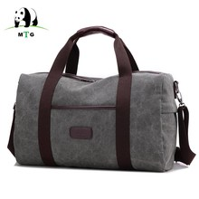 Buy MTG Brand Men Travel Bags Large Capacity Female Women Luggage Travel Duffle Bags Male Canvas Big Travel Handbag Folding Trip Bag for $18.32 in AliExpress store