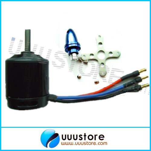 AX2820C 990KV Motor About 2-3kg push/best for Skywalker X8 X5 Flying Wing RC EPO Airplane<br>