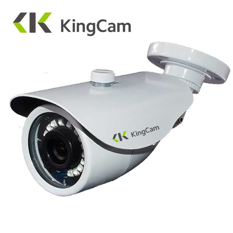 KingCam 1080P Sony IMX323 720P OV9732 Sensor 2MP 1MP AHD Camera Analog Surveillance    CCTV IR-CUT Security Bullet Cam <br>